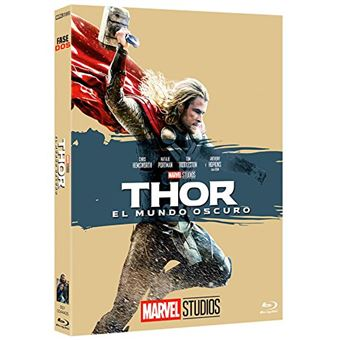 Thor El Mundo Oscuro - Edición Coleccionista / Thor The Dark World (Blu-ray)