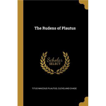 the Rudens Of Plautus Paperback -