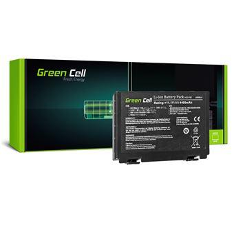 Bateria para portátil Green Cell A32-F82 Asus K40 K50 K50AB K50C K51 K51AC K60 K70 X70 X5DC