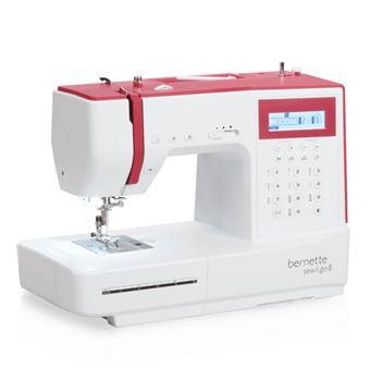Máquina de Costura Bernina Bernette Sew&Go 8 Quilt e Patchwork