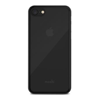 Capa Moshi SuperSkin para iPhone 8/7 Stealth Black