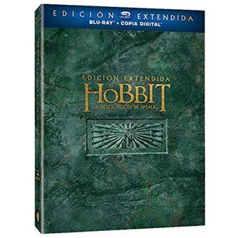 The Hobbit: The Desolation of Smaug / El Hobbit: La Desolacion de Smaug (3Blu-ray)