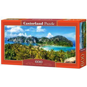 Puzzle Castorland Ko Phi Phi Island, Thailand 600 Peças