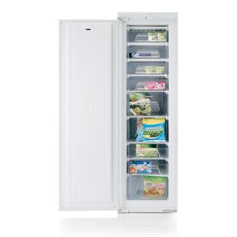 Arca Congeladora Vertical Encastrável Candy CFFO3550E/1 A+ Branco
