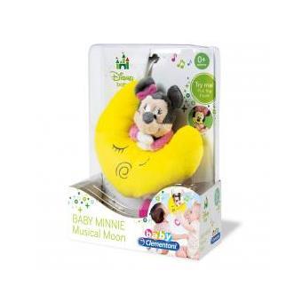 Peluche Clementoni Baby Minnie Disney com Melodia