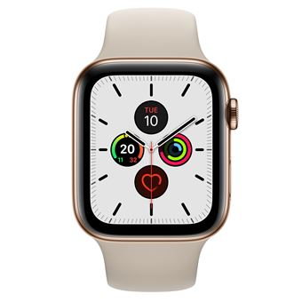 Smartwatch Apple Watch Series 5 Dourado