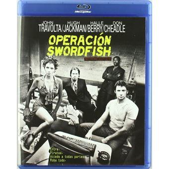 Operacion Swordfish (Blu-ray)