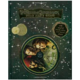 Disney Pirates of the Caribbean Dead Man's Chest Storybook (Disney CD Storybook)
