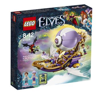 LEGO Elves Aira's Airship & the Amulet Chase 343peça(s) Multi cor 5702015865944