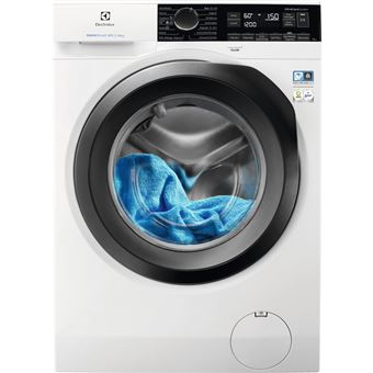 Máquina de Lavar Roupa Carga Frontal Electrolux EW8F2146GB 10Kg A+++ Branco