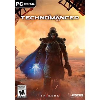 The Technomancer PC