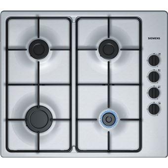 Placa de Cozinha a Gás Encastrável Siemens EB6B5PB80 Inox