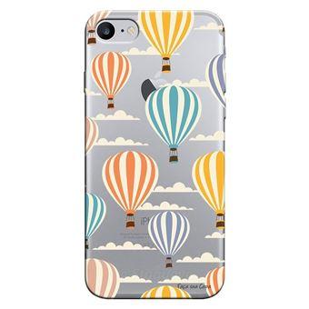 Capa Personalizada MakeUCase para iPhone 7 Balões TP04
