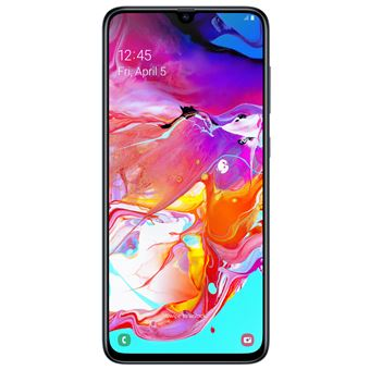 Smartphone Samsung SM-A705F Galaxy 6GB 128GB Preto