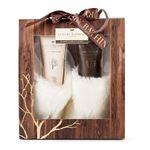 Coffret Grace Cole Vanilla&Fig Feet Up Gel 150ml + Creme de Pies 150ml + Zapatillas