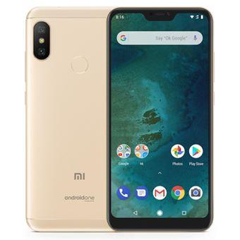 Smartphone Xiaomi A2 Lite Mi 4GB 64GB Dourado