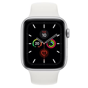 Smartwatch Apple Watch Series 5 Prateado
