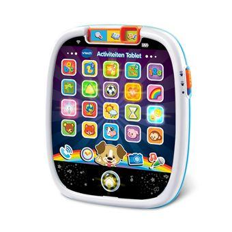 Brinquedo educativo VTech Activiteiten Tablet Menino/Menina  Multi cor