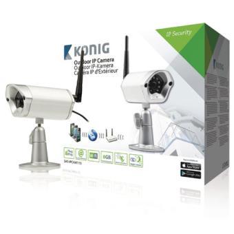 Câmara Vigilância König SAS-IPCAM115