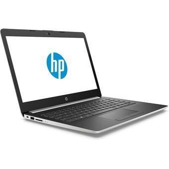 """Portátil HP 14-cm0066nb A6-9225 SSD 256GB 14"""" Prateado"""