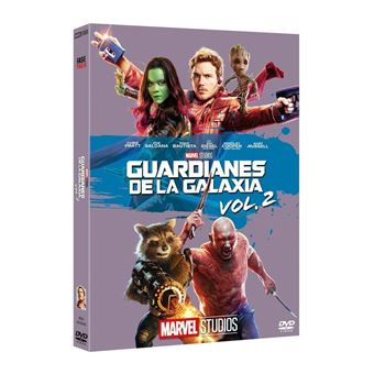 Guardianes de la Galaxia 2 / Guardians of Galaxy (DVD)