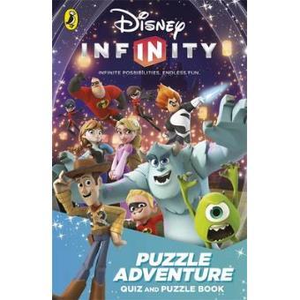 Disney Infinity Puzzle Adventure - Paperback - 2014