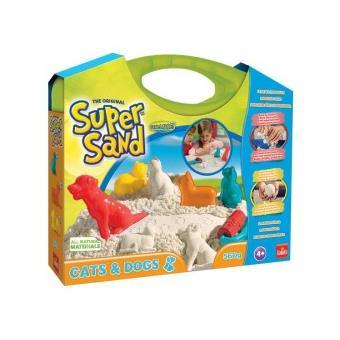 Super Areia Cães e Gatos