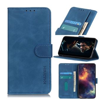 Capa Magunivers | PU + TPU estilo vintage Azul para Xiaomi Mi Note 10/Mi Note 10 Pro/Mi CC9 Pro