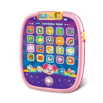 Brinquedo educativo VTech Activiteiten Tablet roze Menina  Rosa