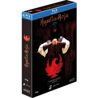 Águila Roja. 1ª Temporada (4 Bd)