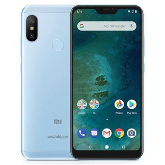 Smartphone Xiaomi A2 Lite 4GB 64 GB Azul