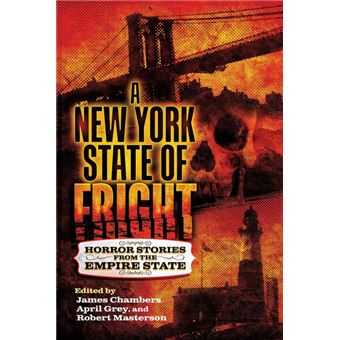 a New York State Of Fright Paperback -