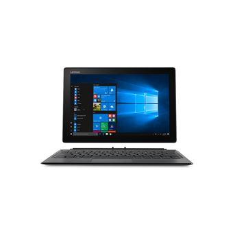 """Portátil Híbrido Lenovo 520 BE 500 i7 16GB 12.2"""" Cinzento"""
