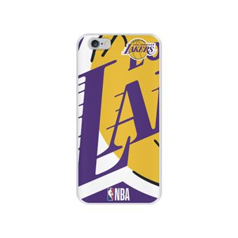 Capa Pixmemories Oficial NBA Los Angeles Lakers para Samsung S9 Plus