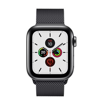 Smartwatch Apple Watch Series 5 Preto
