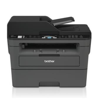 Impressora Multifunções Laser P&B Brother MFC-L2710DN  Cinzento
