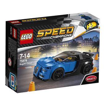 LEGO Speed Champions Bugatti Chiron 181peça(s) Multi cor 5702015867740