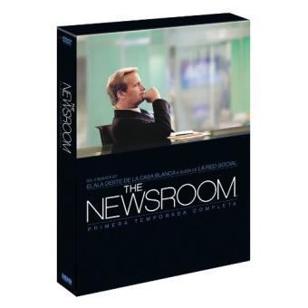 The Newsroom Temporada 1 Blu-Ray