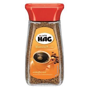 Jacobs Café HAG café instantâneo 100 g Jarro