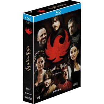 Águila Roja. 3ª Temporada (4 Bd)
