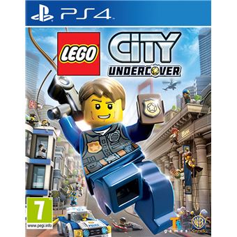 LEGO City Undercover, Playstation 4 PS4