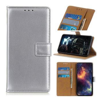 Capa PU com apoio dinheiro para Samsung Galaxy A60