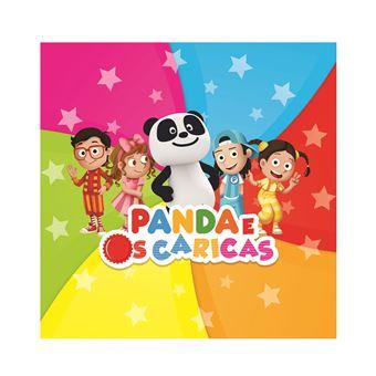 Guardanapos Panda e Caricas | 20 Peças