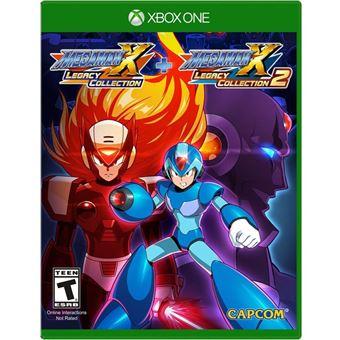 Mega Man X Legacy Collection 1+2 Xbox One