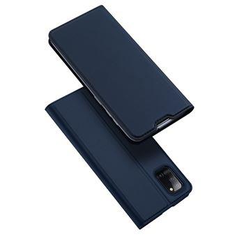 Capa Magunivers Pu Giro com Suporte para Cartão Azul para Samsung Galaxy A31