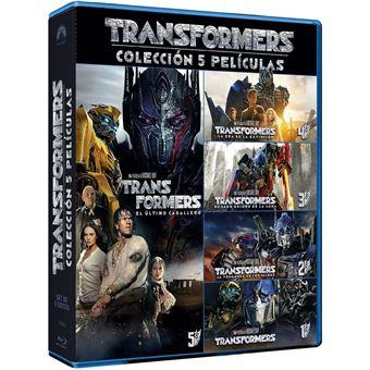Transformers 1-5 (5Blu-ray)