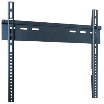Suporte de parede de ecrãs planos ITB ECONOMY FIXED BRACKET BLACK Preto