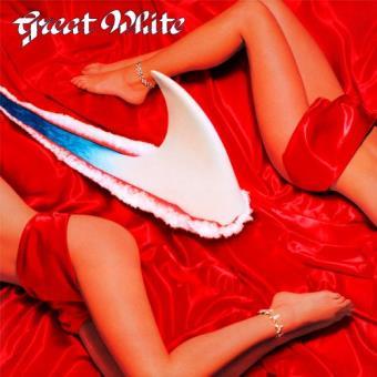 Great White-Twice Shy Ltd Edition Red V