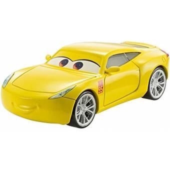 Carro Cruz Ramirez Cars 3 Mattel Disney DXV33 Amarelo