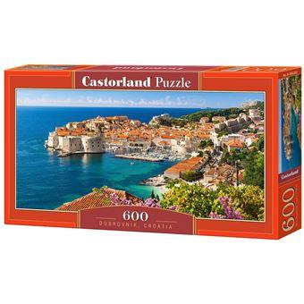 Puzzle Castorland Dubrovnik, Croatia 600 Peças